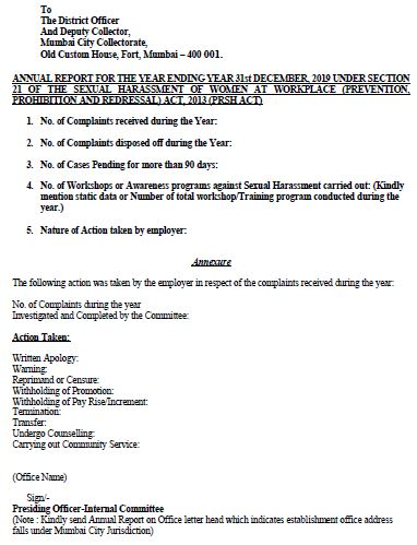 Important Announcement on Annual Report Filing 1