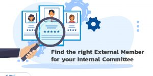 Find the right External Member for your Internal Committee