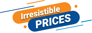 Irresisitable Prices